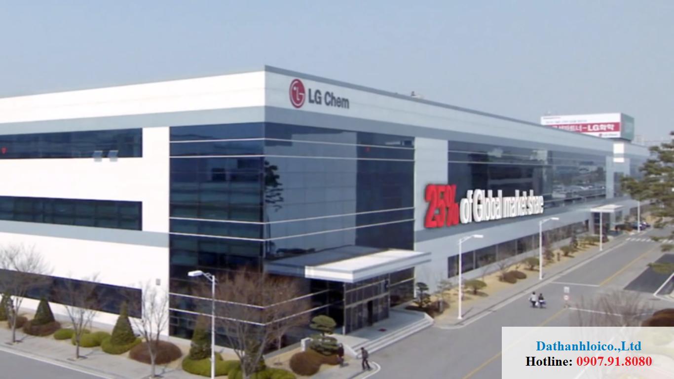 Màng lọc RO   LG CHEM NaNo H2O Made in Korea
