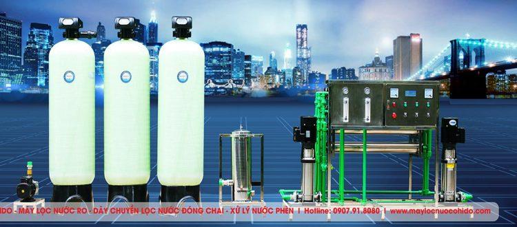 Máy lọc nước Đà Nẵng – Đà Thành Lợi – Máy lọc nước cho mọi nhà